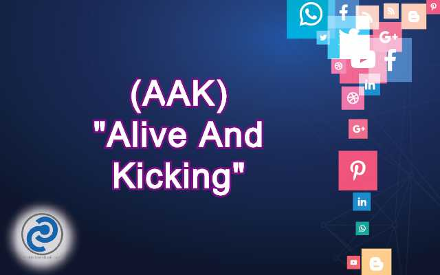 AAK Meaning in Snapchat