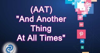 AAT Meaning in Snapchat