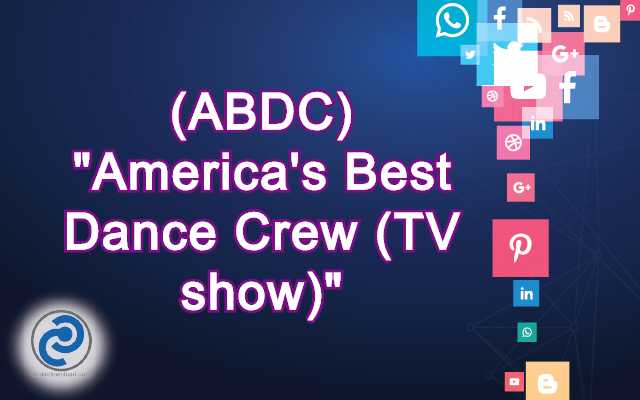 ABDC Meaning in Snapchat