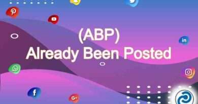 ABP Meaning in Snapchat