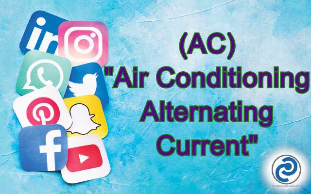 AC Meaning in Snapchat