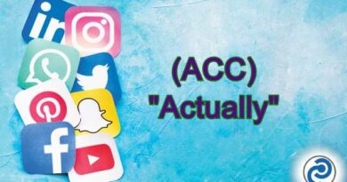 ACC Meaning in Snapchat