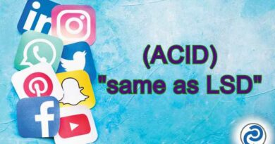 ACID Meaning in Snapchat