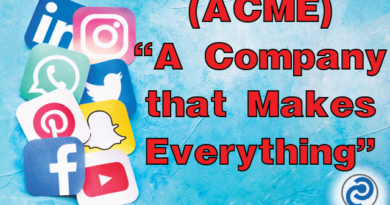 ACME Meaning in Snapchat