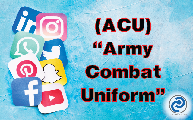 ACU Meaning in Snapchat