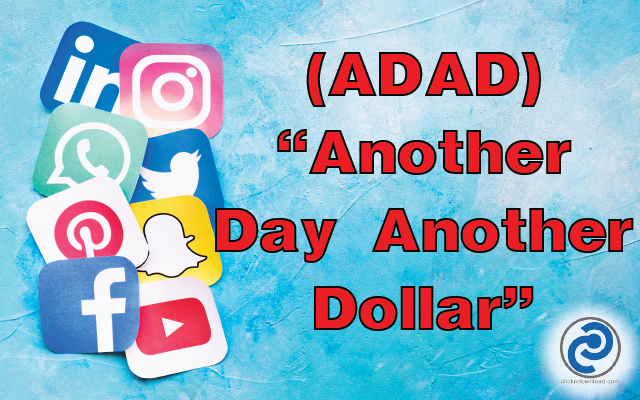 ADAD Meaning in Snapchat