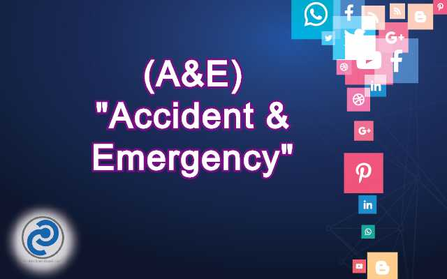 A&E Meaning in Snapchat