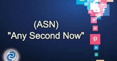 ASN Meaning in Snapchat