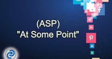 ASP Meaning in Snapchat