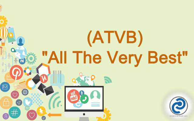 ATVB Meaning in Snapchat