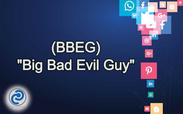 BBEG Meaning in Snapchat