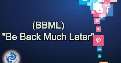 BBML Meaning in Snapchat