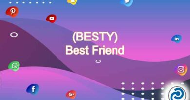 BESTY Meaning in Snapchat