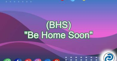 BHS Meaning in Snapchat