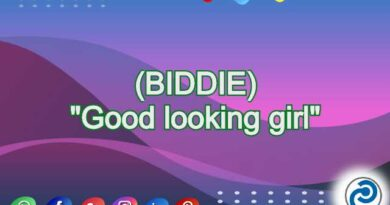 BIDDIE Meaning in Snapchat
