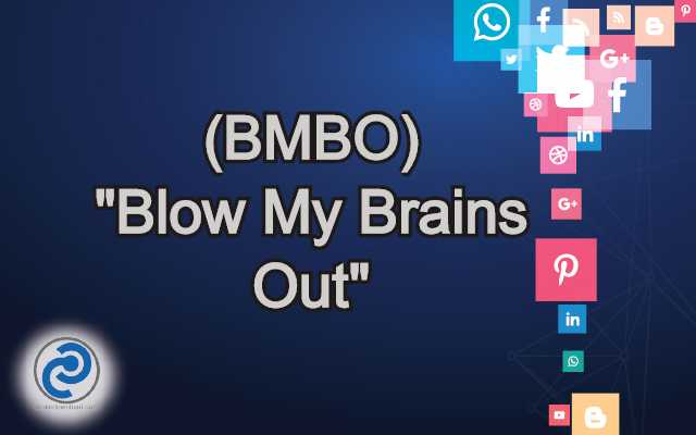 BMBO Meaning in Snapchat