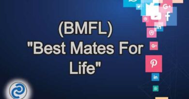 BMFL Meaning in Snapchat