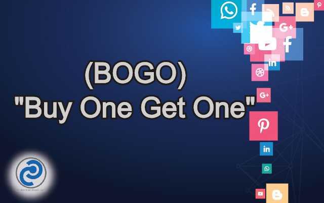 BOGO Meaning in Snapchat