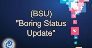 BSU Meaning in Snapchat