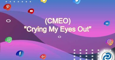 CMEO Meaning in Snapchat