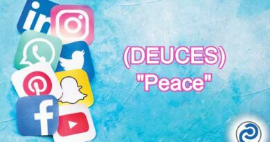 DEUCES Meaning in Snapchat