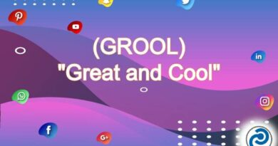 GROOL Meaning in Snapchat