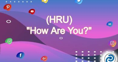 HRU Meaning in Snapchat