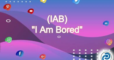 IAB Meaning in Snapchat