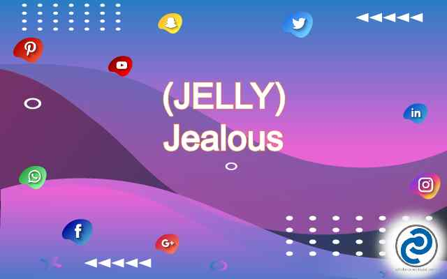 JELLY Meaning in Snapchat