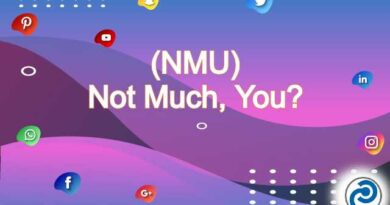 NMU Meaning in Snapchat