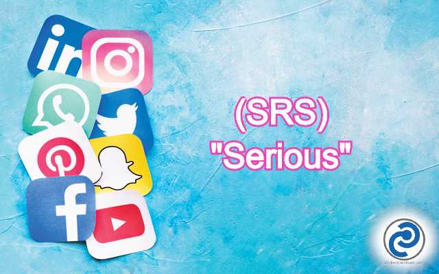 SRS Meaning in Snapchat