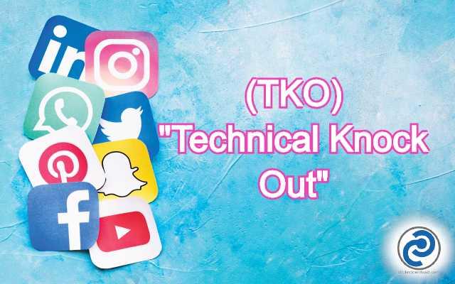 TKO Meaning in Snapchat