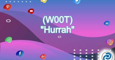 W00T Meaning in Snapchat