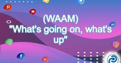 WAAM Meaning in Snapchat
