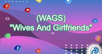 WAGS Meaning in Snapchat
