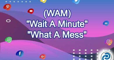 WAM Meaning in Snapchat