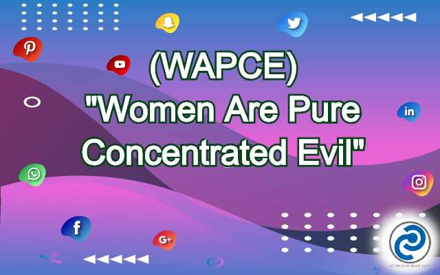 WAPCE Meaning in Snapchat