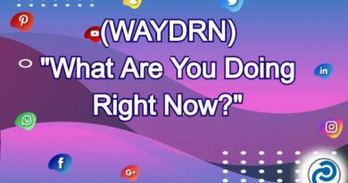 WAYDRN Meaning in Snapchat