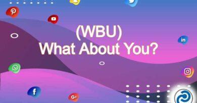 WBU Meaning in Snapchat
