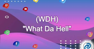 WDH Meaning in Snapchat