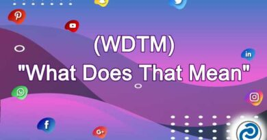 WDTM Meaning in Snapchat