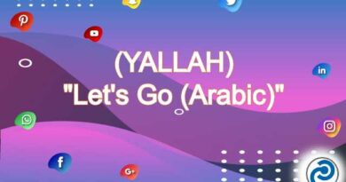 YALLA Meaning in Snapchat