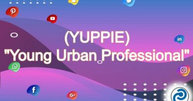 YUPPIE Meaning in Snapchat