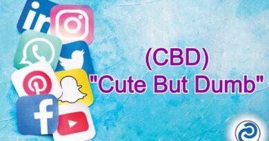 CBD Meaning in Snapchat