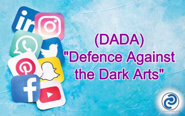 DADA Meaning in Snapchat