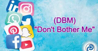 DBM Meaning in Snapchat