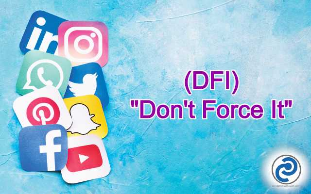DFI Meaning in Snapchat