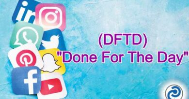 DFTD Meaning in Snapchat