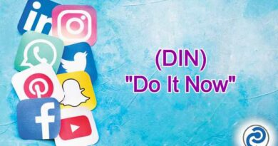 DIN Meaning in Snapchat