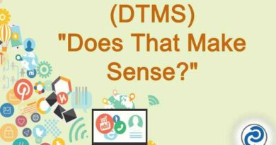 DTMS Meaning in Snapchat